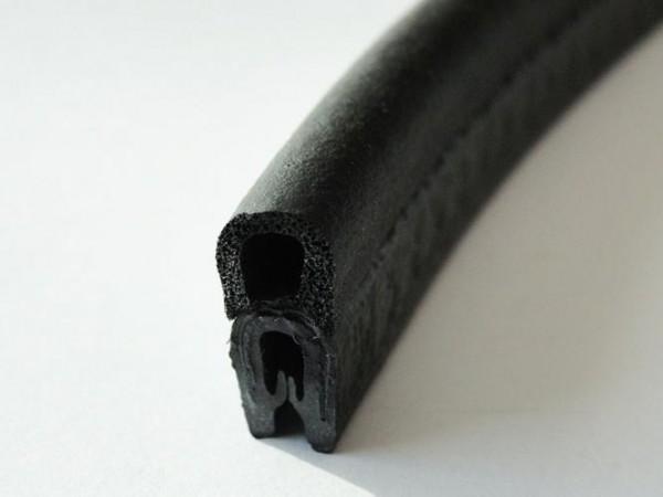 Damastia Hö: 21mm, Br: 10,4mm, Kl: 1-4mm Kantenschutz mit Metallklemmband