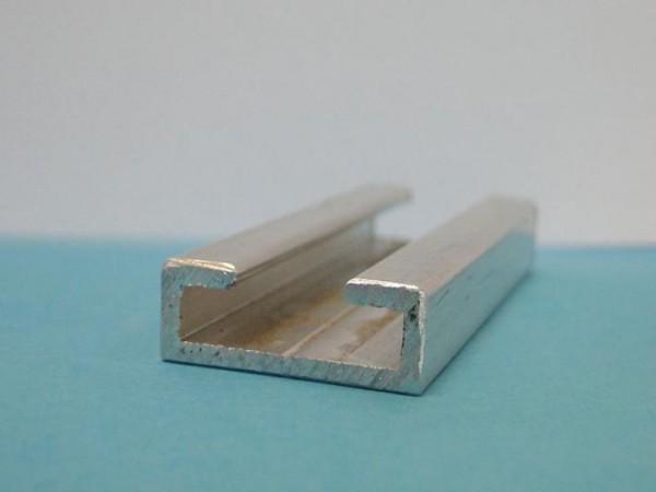 Halteleiste für Rolltorprofile Corleone Höhe: 9 mm, Öffnungsbreite: 11 mm