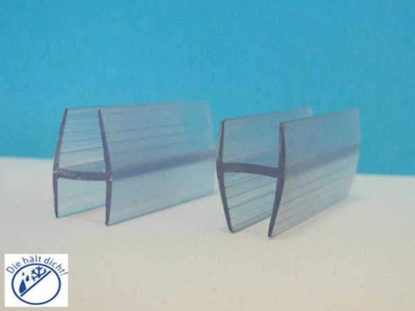 Glaskanten-H-Profil 10mm