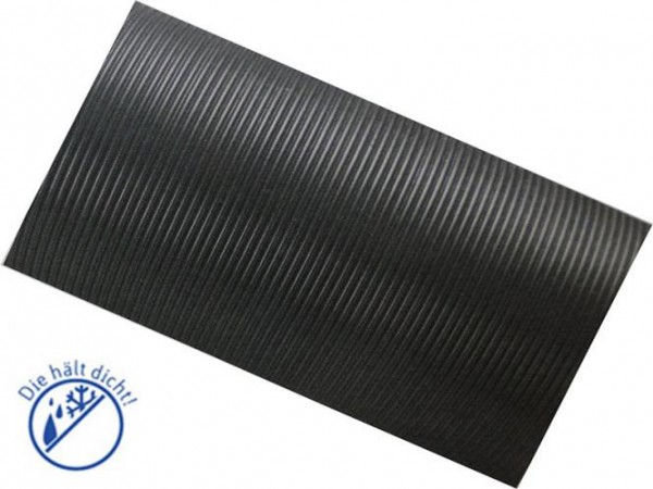 Feinriefenmatte Heroto NR/SBR 65+/-5°Shore