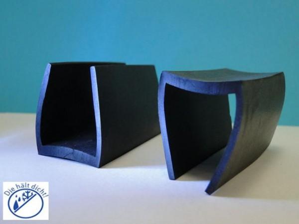 Gummi U-Profile Arnolfo Höhe: 30 x Breite: 26 mm