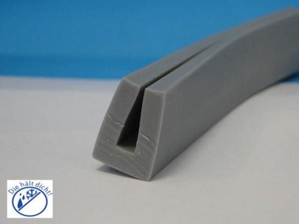 Barolo Hö: 20mm, Br: 15mm Silikon U-Profil
