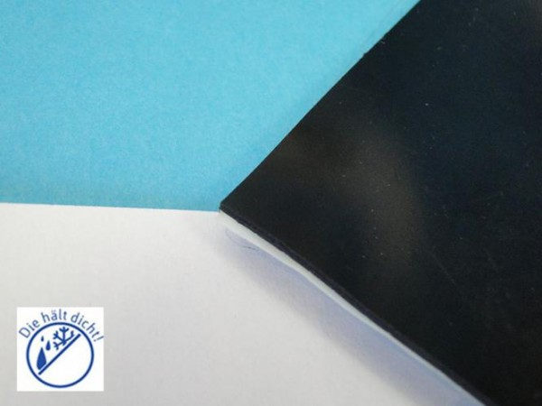 Verschleißschutz Gummiplatte 60° Quono Höhe: 3mm
