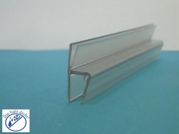 Frontanschlag Aufsteckdichtung Lavinia für 8-10 mm Glasstärke