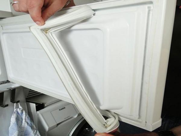 Kühlschrankmagnetdichtung Malwina gesteckt Groß N-SD