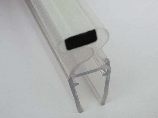 Duschkabinen Magnetdichtung Pimpinella für 6-8mm Glasstärke, Magnetprofil 135°