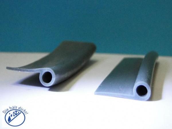 Andorra Hö: 10mm, Br: 22mm Silikon Fahnenprofil