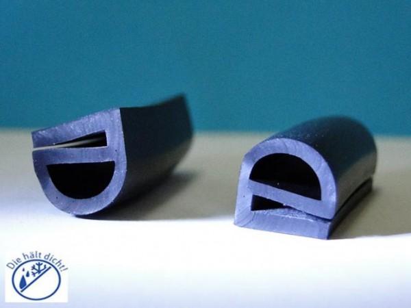 Palanto Hö: 12mm, Br: 12mm, Gummi Hohlkammerprofil