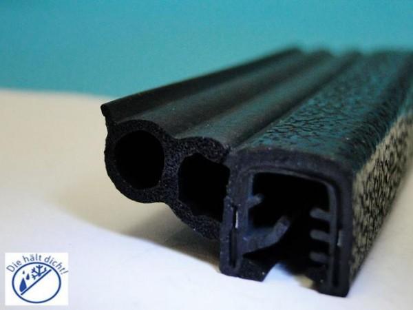 Noamos Hö: 12mm, Br: 30,5mm, Kl: 4-6mm Kantenschutz mit Metallklemmband