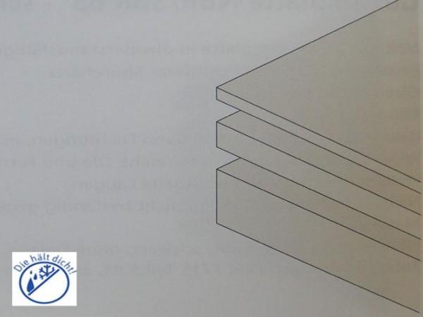 Zellvulkollanplatte Hö: 6mm