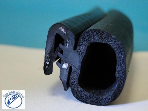 Petro Hö: 22mm, Br: 31mm, Kl: 1-3,5mm Kantenschutz mit Metallklemmband